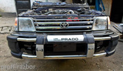 Toyota Land Cruiser Prado 95  авторазбор  в Алматы
