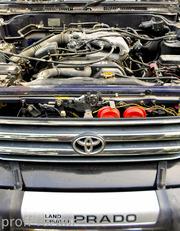 автозапчасти Toyota Land cruiser Prado