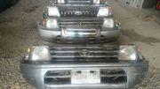 Решетка  радиатора на  Toyota Land Cruiser Prado 95