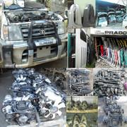 Авторазбор - Toyota LAND Cruiser Prado 150. 120 95. 90 78 бу