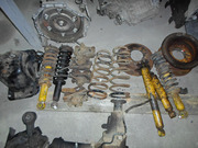 Авторазбор  Toyota Land Cruiser Prado 150. 120. 95. 78