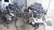 мотор 1KZ  на Toyota Land Cruiser Prado 95