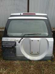 Крышка багажника на Prado 95
