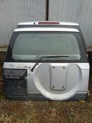 Крышка багажника на  Прадо 95