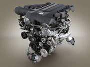 двигатель на Toyota. Mitsubishi